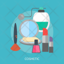 Cosmetic Sweet Powder Icon