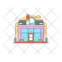 Cosmetic Shop Cosmetic Store Cosmetic Retail Icon