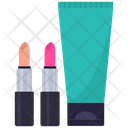 Beauty Products Cosmetics Lipstick Icon