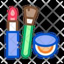 Halloween Cosmetics Celebration Icon