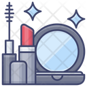 Makeup Lipstick Set Icon