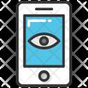 Eye Mobile Cosmetics Icon