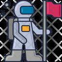 Cosmonaut Icon