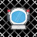 Cosmonaut Astronaut Space Icon