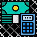 Budget Cost Calculator Icon