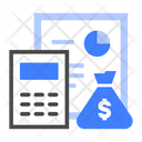 Cost Value Expenditure Icon