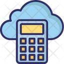 Cost calculation Icon