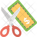 Cost Cutting Icon