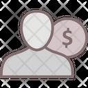 Cost Of Labor Icon