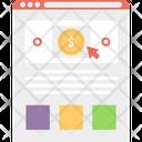 Cost per impression Icon