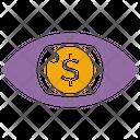 Cost Per Impression Monitization Report Icon