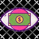 Cost Per Mille Cost Impression Icon