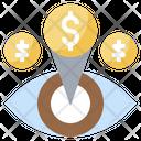 Cost Per Mille Icon