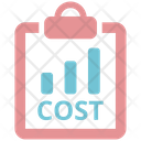 Cost Statement Icon
