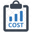 Cost Statement Ability Management Icon