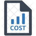 Cost Statement Cost Report Report Icon