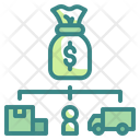 Cost Structure Icon