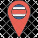 Costa Rica Country Icon