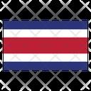 Costa Rica Icon
