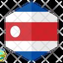 Costarica Icon