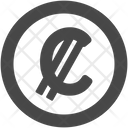 Costarica colon Icon