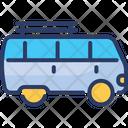 Van Vehicle Travel Icon