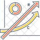 Costs And Revenues Icon