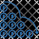 Costsaving Saving Low Icon