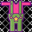 Costume Cloth Dress Icon