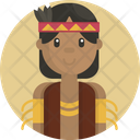 Thanksgiving Costume Character Icon