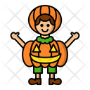 Costume Contest Halloween Icon