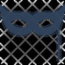 Costume Mask Eye Mask Mardi Gras Mask Icon