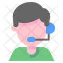 Costumer care officer Icon