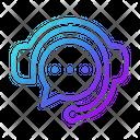 Costumer Chat Icon