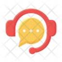 Costumer Chat Message Icon