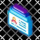Customer Database Strategy Icon