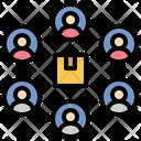 Consumer Customer User Icon