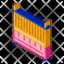 Cot App Baby Icon