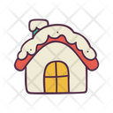 Cottage House Home Icon