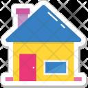 Cottage Hut House Icon