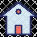 Cottage Dwelling Dwelling Home Icon