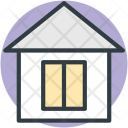 Cottage House Real Icon