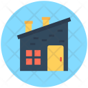 Cottage Hut Home Icon
