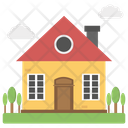Bungalows Cabins Cottages Icon