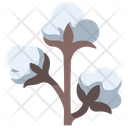 Cotton Soft Flower Icon