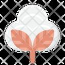 Cotton Raw Material Cotton Plant Icon
