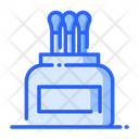 Cotton Bud Icon