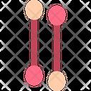 Cotton bud Icon