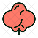 Carnival Cotton Candy Icon