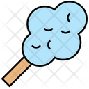 Cotton Candy Cotton Sweet Icon